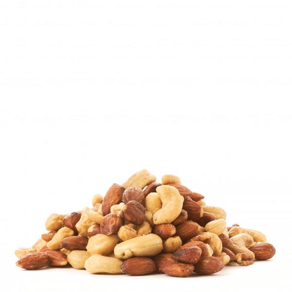 Nut mix flavour