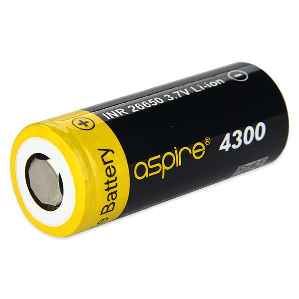 Aspire INR 26650 4300mAh