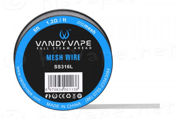 Vandy Vape 200 Mesh Wire SS316L