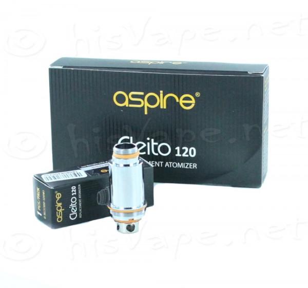 Ersatzverdampfer Aspire Cleito 120