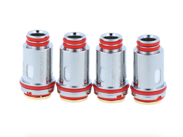 4 x Replacement Coils Uwell Nunchaku