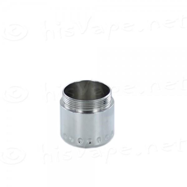Provari Extended Endcap Polished Steel
