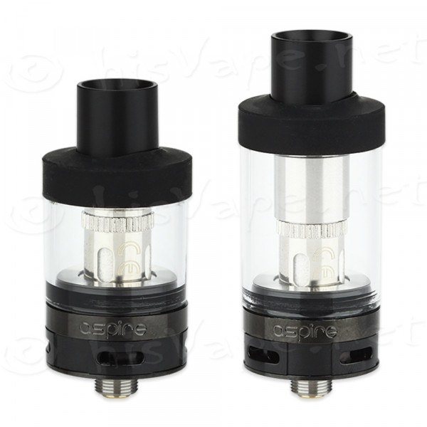 Aspire Atlantis EVO Tank Atomizer 4ml Black