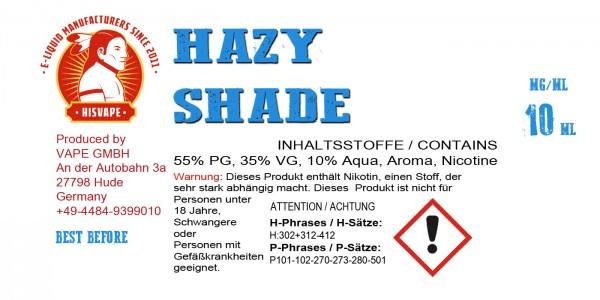 Hazy Shade smooth