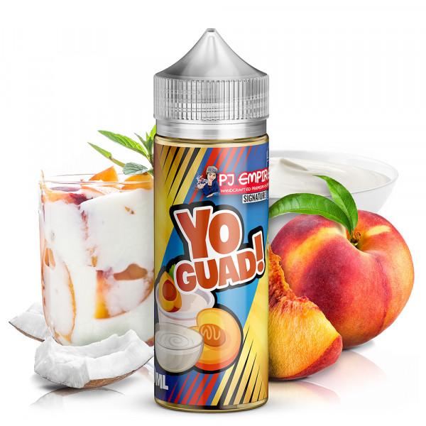 PJ Empire Yo!Guad Flavour
