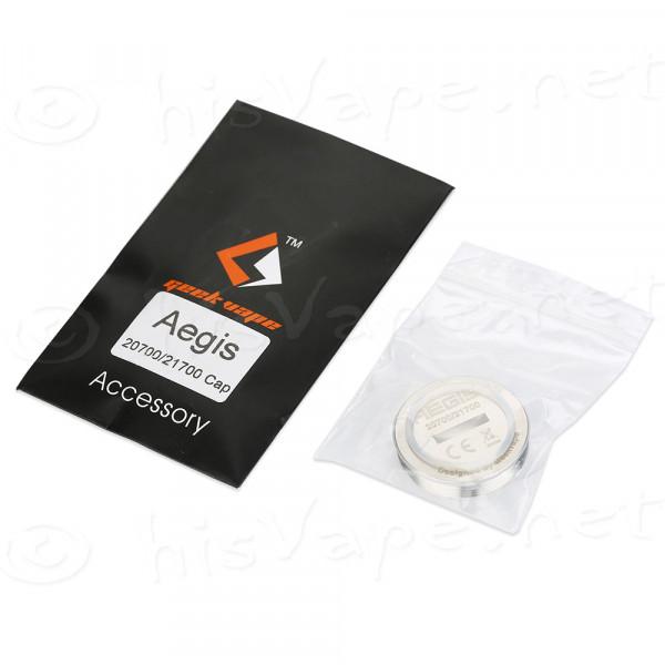 GeekVape Aegis Battery Cap for 20700/21700 cell