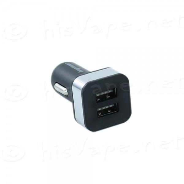 DUO 2000mAh USB Car Charger