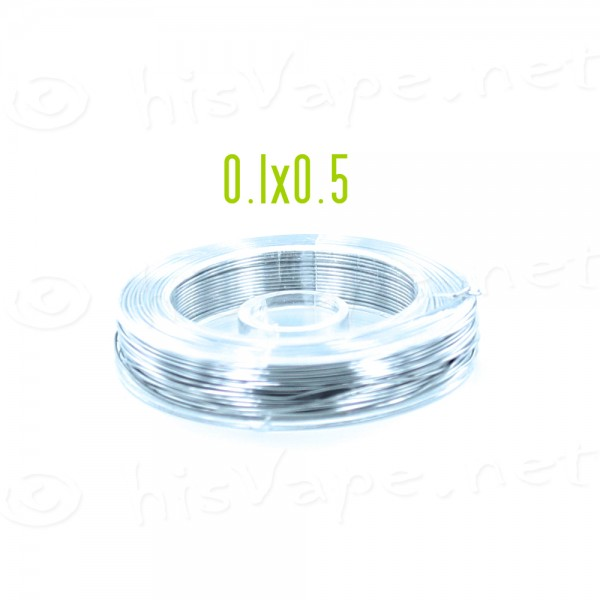Kanthal Wire 0.5x0.1mm 20 Meter #29