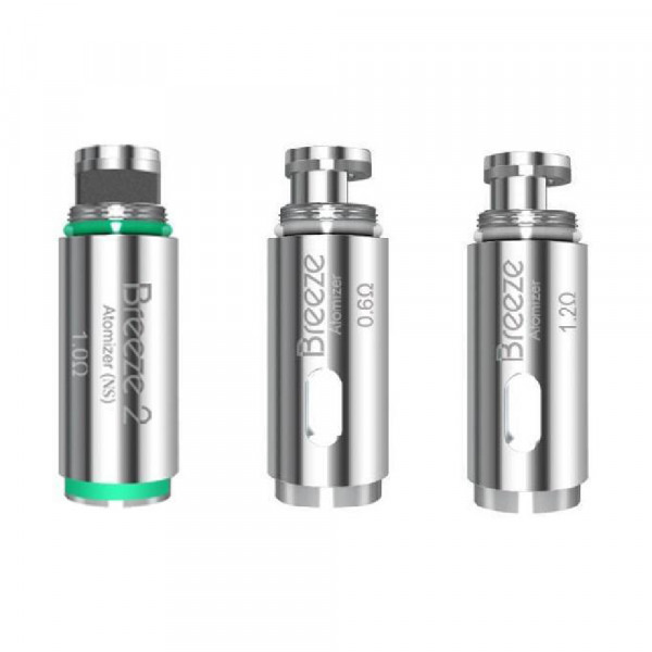 5 x Replacement Coil Aspire Breeze / Breeze 2