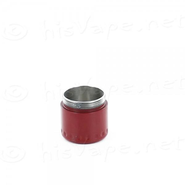 Provari Extended Endcap Red / Hybrid Black Red