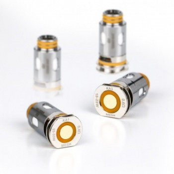 5 x Replacement coil GeekVape Aegis Boost