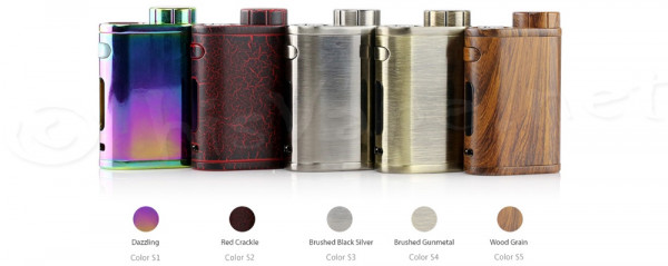 Eleaf iStick Pico TC Mod Brushed Gunmetal