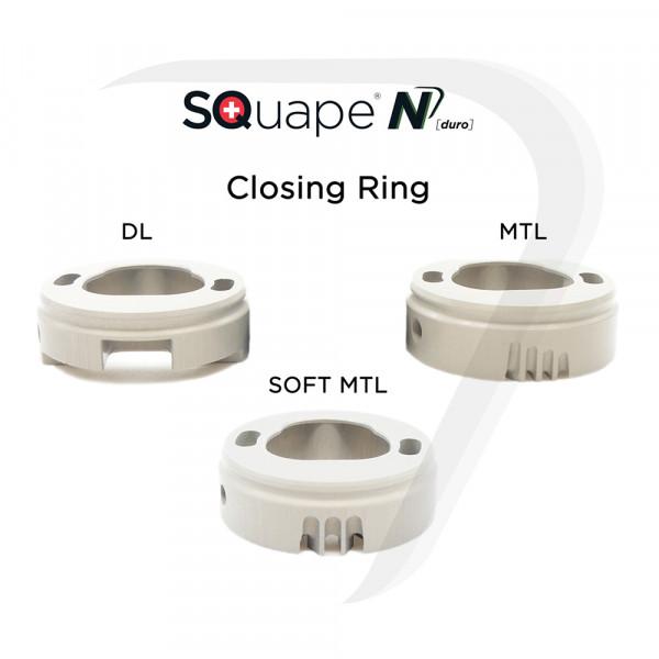SQuape N[Duro] Closing Ring