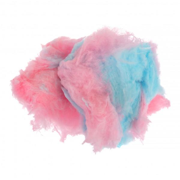 Cotton candy flavour