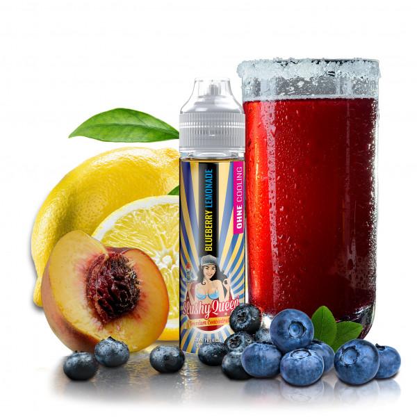 Blueberry Lemonade no ice