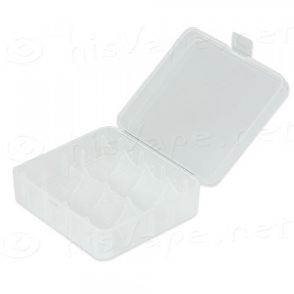 Battery Box 2 x 26650 / 4 x 18650
