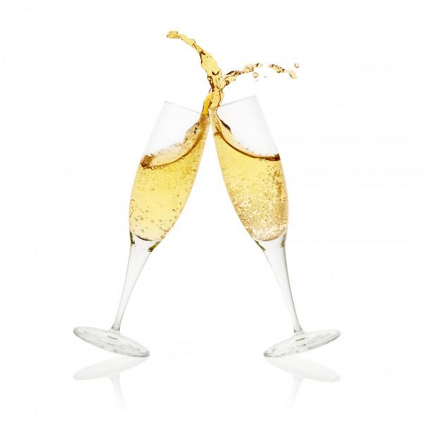Champagne flavour