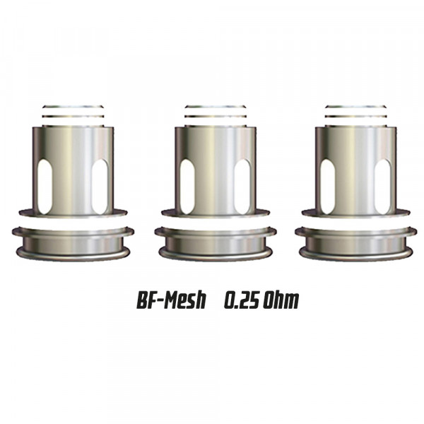 3 x replacement Coil Smok TF-Tank