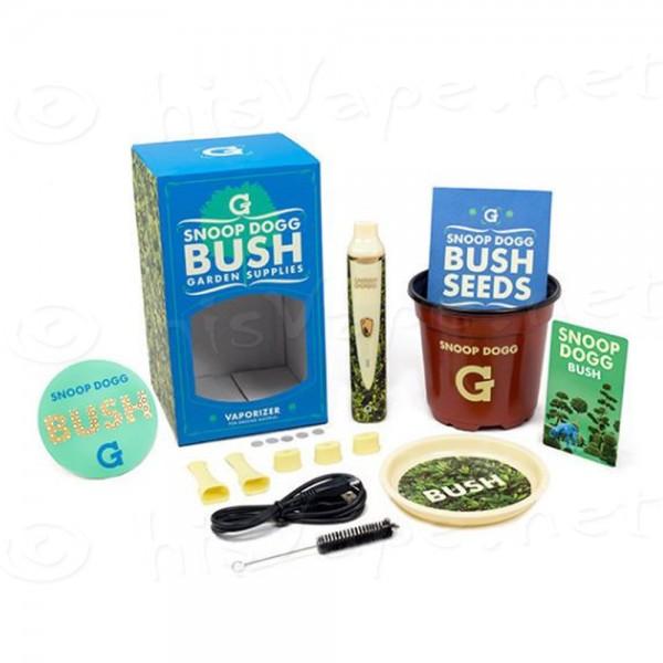 G Pro Herbal Vaporizer Snoop BUSH