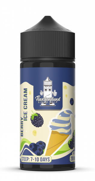 Flaschendunst Berry Ice Creme Concentrate